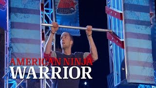 Elet Hall at the St. Louis Finals | American Ninja Warrior