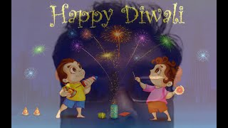 Happy diwali frends- dont calibrate green diwali and dont be hurt a dogs 🐕