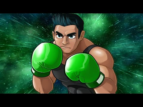 KO! - Little Mac Smash Bros. Wii U Montage