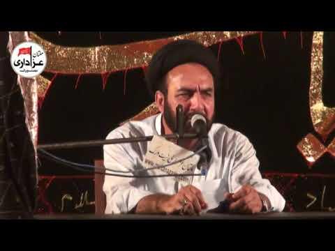 Zakir Agha Ali Hussain Qumi   Majlis 6 Zilhaj 2017    Safdar Lodge, Eid Gah Multan