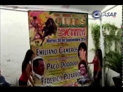 Cartel de lujo en fiesta brava del 30 de septiembre en Morelia