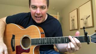 Download Drowns the Whiskey  Jason Aldean  Beginner Guitar Lesson MP3