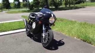 2009 Ducati Sport Classic 1000S Biposto Walkaround