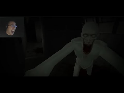 Scp Containment Breach Markiplier reacts to Scp-096