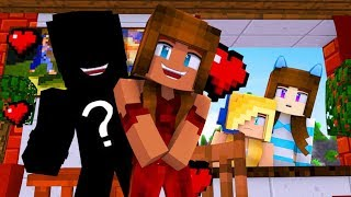 Psycho Girl Show #2 - Ruby's Crazy Love Triangle!  *Minecraft Roleplay*