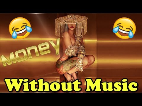 Cardi B - Without  - Money