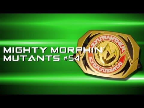 Ranger Rants 54 Mighty Morphin' Mutants
