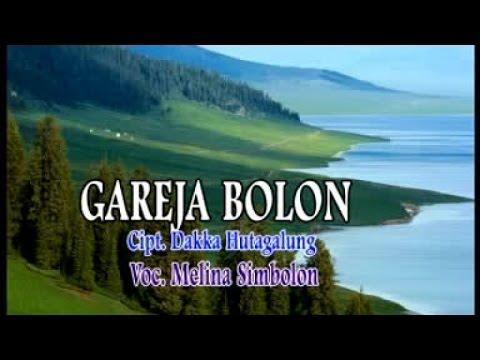 Melina SImbolon - Gareja Bolon (Official Lyric Video)