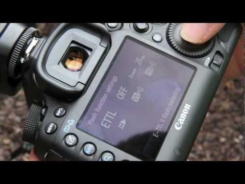 Canon 5D MkIII Yongnuo YN565EX ETTL test