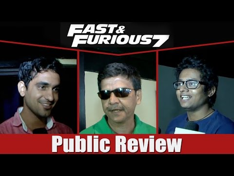 Fast & Furious 7 Review : Public's Verdict