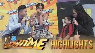 It's Showtime MiniMe 3: Jeremiah makes the Showtime hosts laugh
