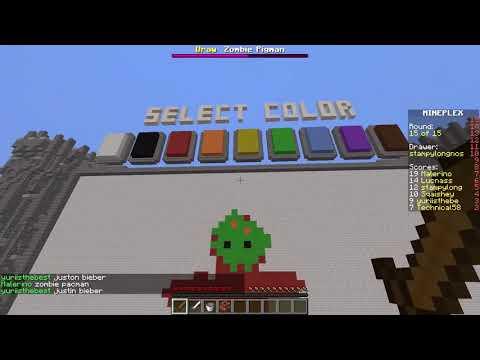 Minecraft PC - Draw My Thing