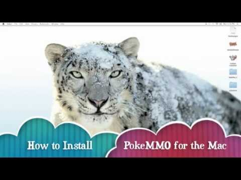 How to Install PokeMMO (Mac)