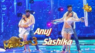 Anuj Ranasinghe with Sashika Mega Stars 3 | FINAL 10 | 2021-08-08