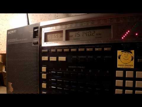 19 07 2016 Radio Sultanate of Oman Arabic vs Radio Habana Cuba English 1958 on 15140 Thumrayt vs Bau