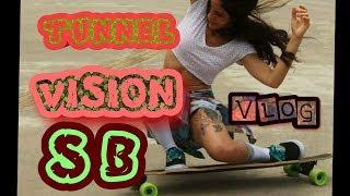 skateboarding-Tunnel Vision skateboards at Duke street skatepark Vlog