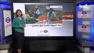 #أنا_أرى : أحد أنصار الحوثي يدعي أنه المهدي المنتظر!