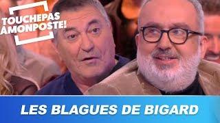 Jean-Marie Bigard se lâche avec ses blagues dans TPMP !