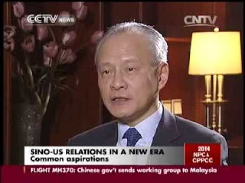 Interview with China's ambassador to the United States: Sino-US relations enter a new era