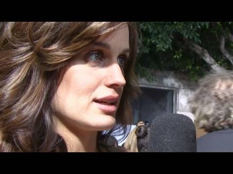 Elizabeth Reaser: The Best Scene To Film In NEW MOON [New Moon Premiere] Video