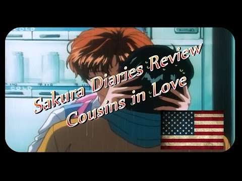 Sakura Diaries Review - Cousins In Love (anime) video