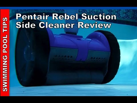 Pentair Rebel Suction Side Inground Pool Cleaner Review How To Make Do Everything