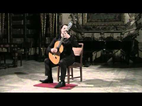 Água e Vinho - Gismonti , Ruben Bettencourt em Concerto no FESMUC 2010