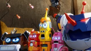 LARVA - LARVA RANGERS BATTLE | Cartoon Movie| Cartoons For Children | Larva Cartoon | LARVA Official