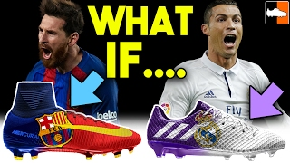 What If Boots Had To Match The Kit?!
