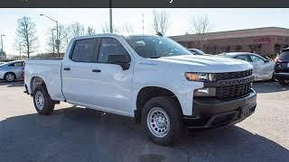 2019 Chevrolet Silverado 1500 Work Truck New Cars - Charlotte,NC - 2019-02-22