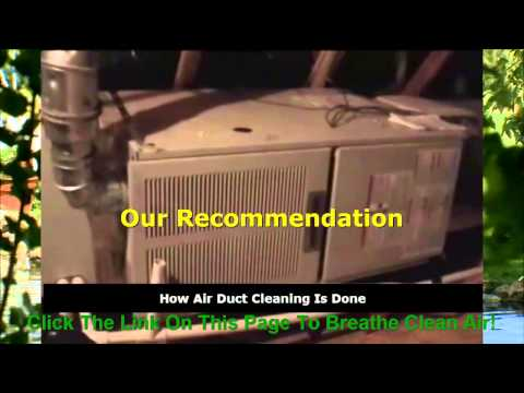 Raleigh Air Duct Cleaning Reviews - Learn Why Homeowners Get Air Duct Cleaning