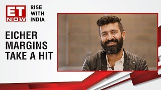 Siddhartha Lal, CEO of Eicher Motors speaks on the Q3 earnings