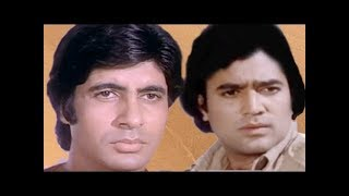 Amitabh Bachchan used Political Connection to Stop Rajesh Khanna's Film to be Released !