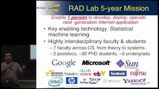 UC Berkeley CS10 Fall 2010 Lecture 20, Cloud Computing with Prof. Armando Fox (1080p HD)