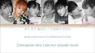 BTS (Bangtan Boys (?????) - Fun Boys (Color Coded Han|Rom|Eng Lyrics)