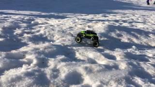Rock Buggy terénní RC auta od Wiky