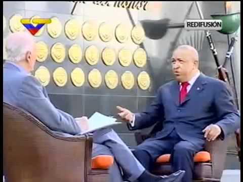 Entrevista con Hugo Chávez realizada por José Vicente Rangel