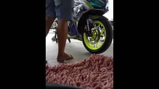 Knalpot r25 mirip suara motogp