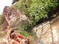 Salto Increible a la Alberca de Samao