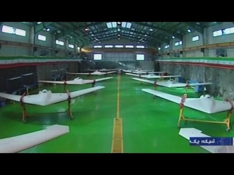 Iran claims to have copied a captured US drone