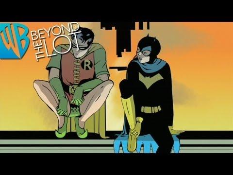 Batgirl Year One Motion Comics 4: Cave Dweller, Pt. 1