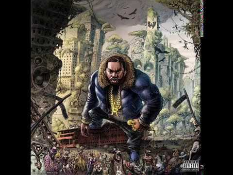 Marvin - Raekwon feat Cee Lo Green