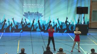 Janina Dörr & Denis Tümen - Hupfadn Turnier 2015
