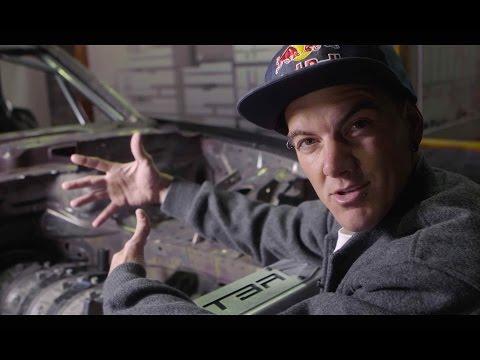 'Mad Mike' Whiddett's 1200hp Drift Machine - RADBUL