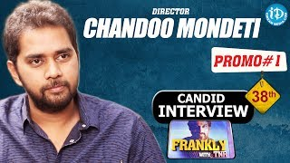 Premam Director Chandoo Mondeti Interview - Promo #1 | Frankly With TNR #38 | Talking Movies