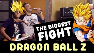 The Biggest Fight (Dragon Ball Z)・Ricardo Cruz