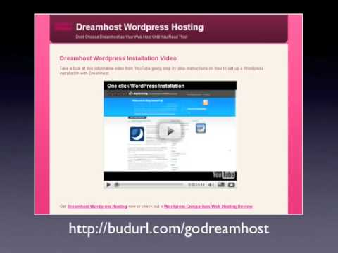 0 Dreamhost Wordpress Hosting