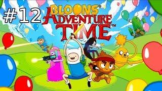 Blonns Adventure Time TD #12 | Banany ratują wszystko | (PL)