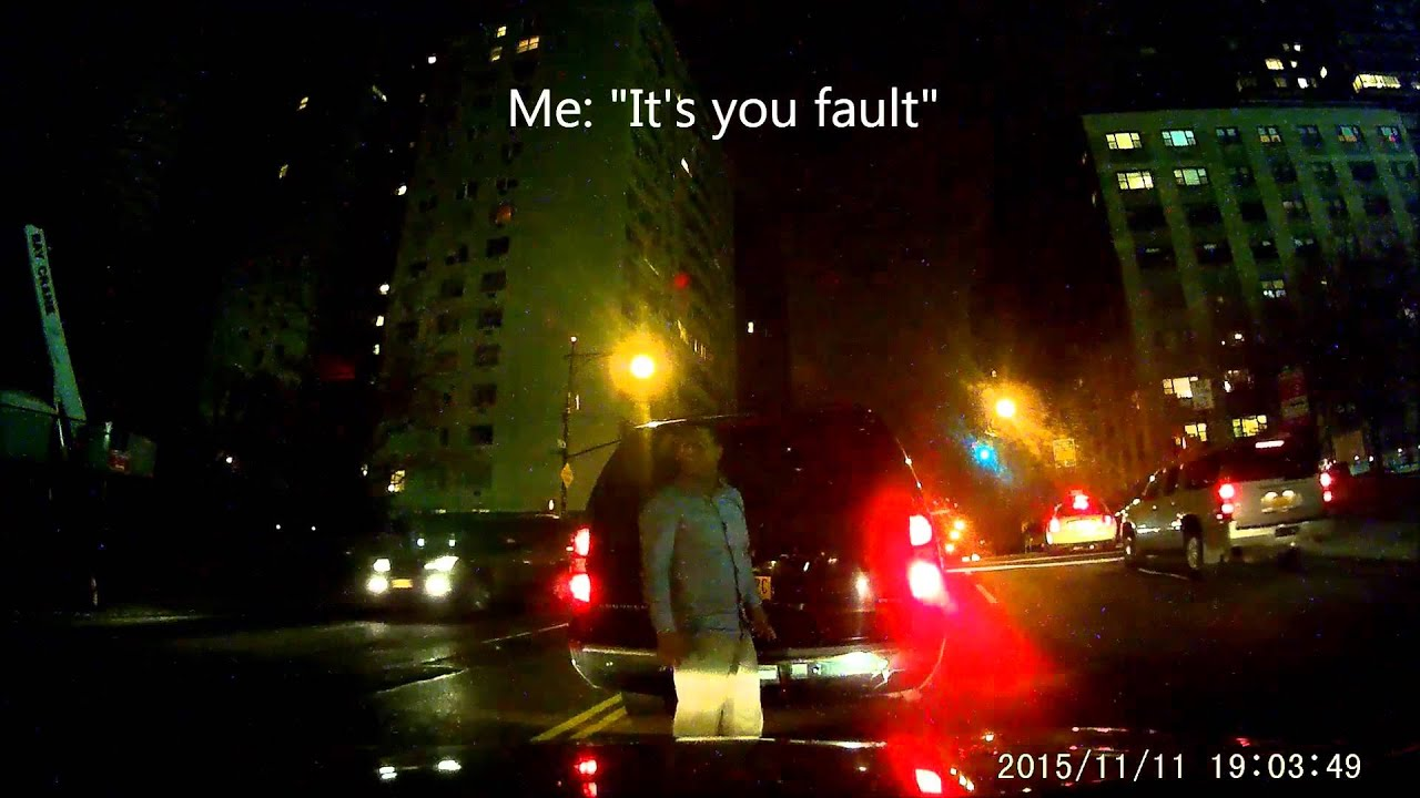 Another Liar Caught On Dashcam