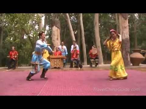 Xinjiang Uygur Dance Show